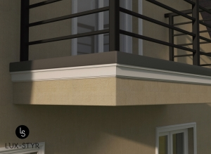 gzymsy balkonowe,