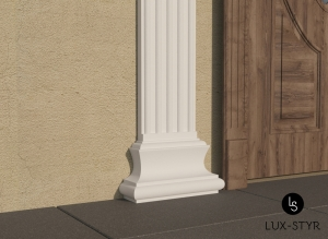bazy pilastrow
