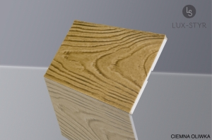 styropianowa deska elewacyjna