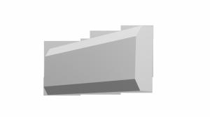 listwa styropianowa plaska